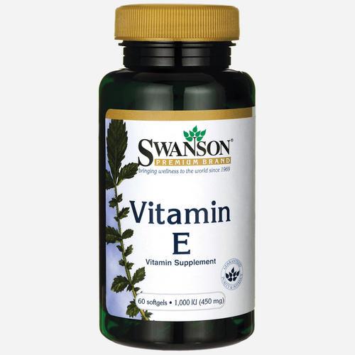 Swanson Health Vitamine E 1000IU
