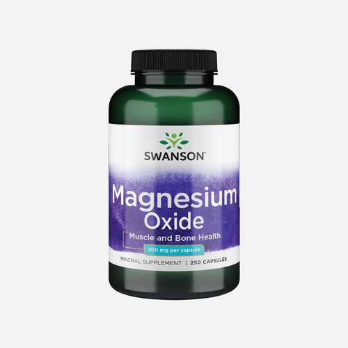 Swanson Health Magnesium 200 mg