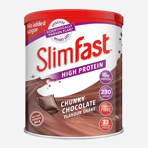 SlimFast Substitut de repas en poudre SlimFast