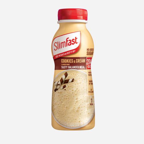 SlimFast Substituts de repas prêts à boire multipack Slimfast