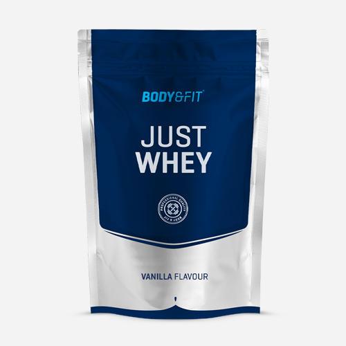Body&Fit Protéines en poudre Just Whey