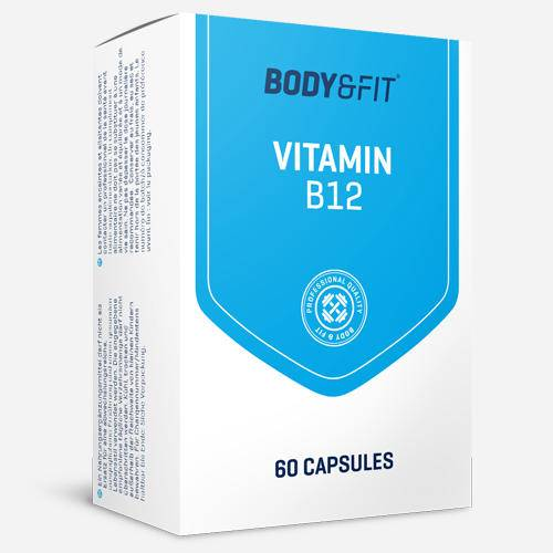 Body&Fit VitamineB12