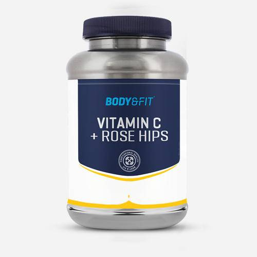 Body&Fit Vitamin C with Rose Hips