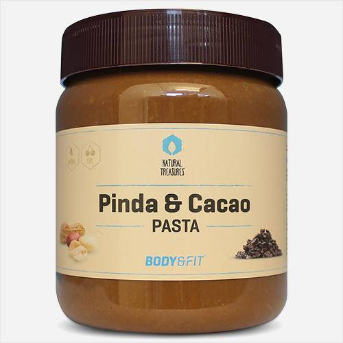 Body & Fit Beurre de cacahuètes et de cacao