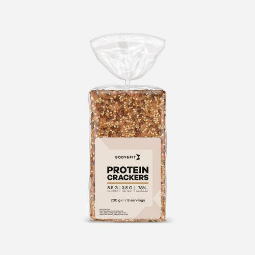 Body&Fit Crackers protéinés Reduced Carb