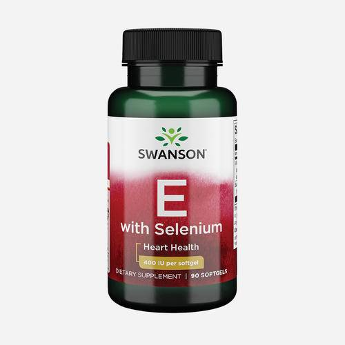 Swanson Health Ultra Vitamin E & Selenium