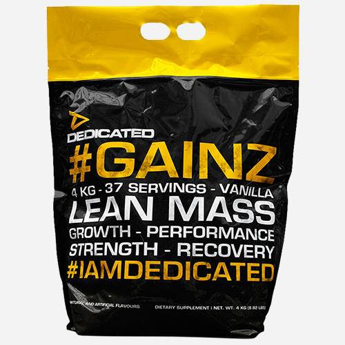 Dedicated Nutrition Poudre Gainz