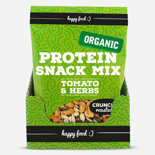 Body & fit Organic Protein Snack Mix Bio