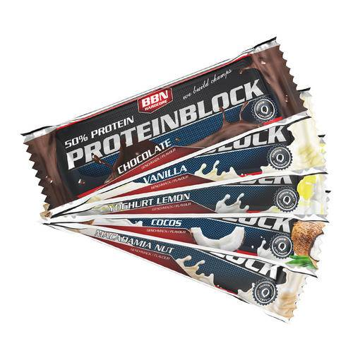 Best Body Nutrition Hardcore Protein Block