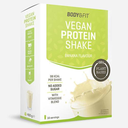 Body & fit vegan Vegan Protein