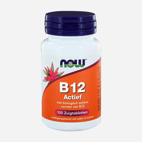 Now Foods B12 Actif