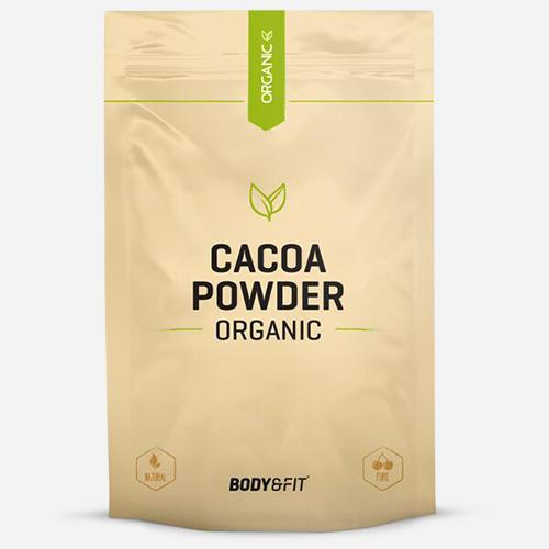 Body & fit Organic Cacao en poudre biologique