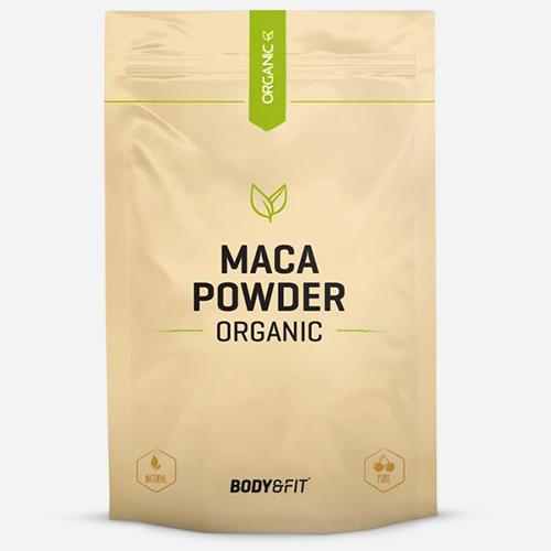 Body & fit Organic Poudre de maca biologique