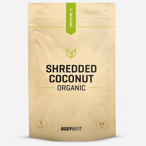 Body & fit Organic Noix de coco moulue biologique