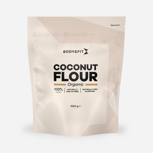 Body & fit Organic Farine de coco biologique
