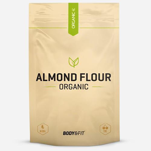 Body & fit Organic Farine d'amande biologique