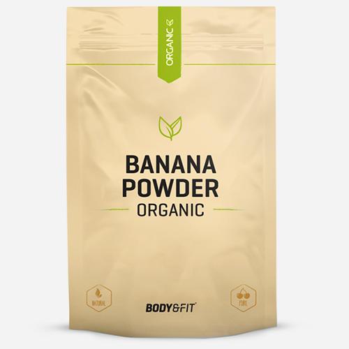 Body&Fit Banane en poudre bio Organic Banana Powder