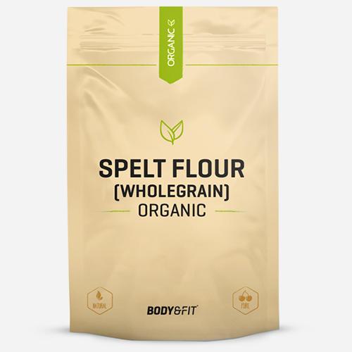 Body & fit Organic Farine d'épeautre biologique