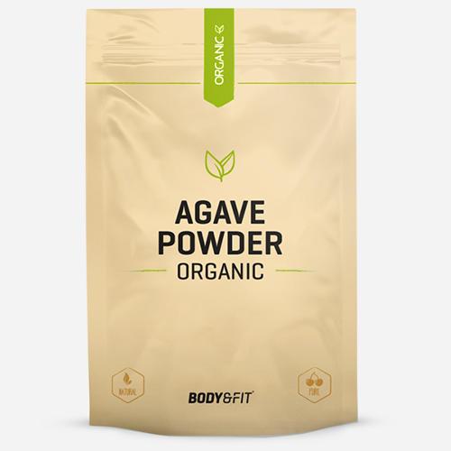 Body & fit Organic Poudre d'agave biologique