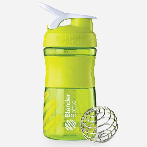 Blender Bottle Sportmixer Mini (20oz) - Moss Green