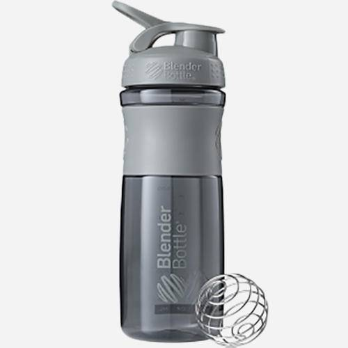 Blender Bottle Sportmixer (28oz) - Pebble Grey