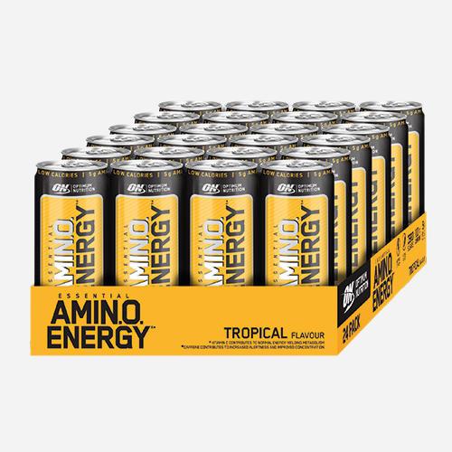 Optimum Nutrition Prêt-à-boire Amino Energy RTD