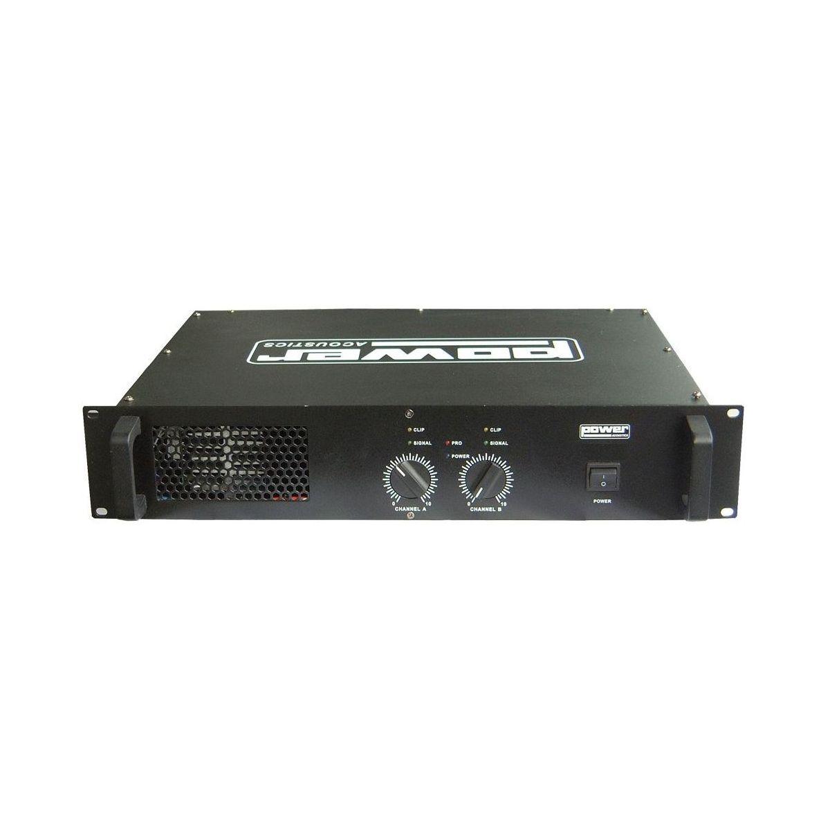 Power Acoustics - Sonorisation ST 900