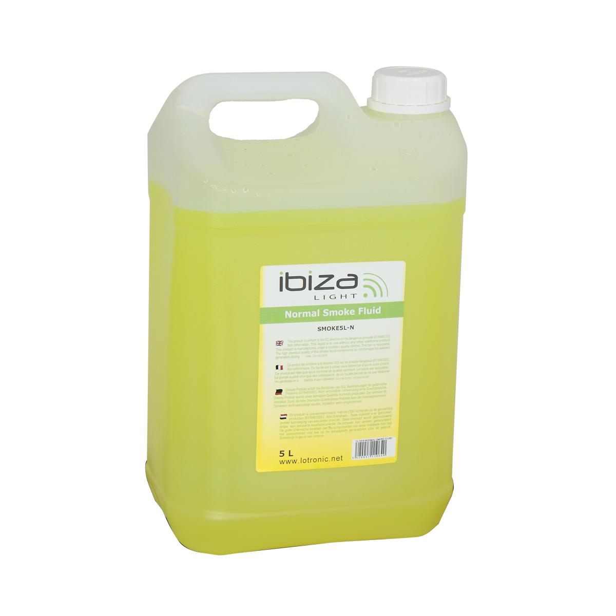 Ibiza Light Liquide fumée light 5 litres - SMOKE5L-N