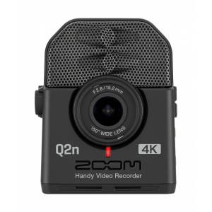 Zoom Q2n-4K - Publicité