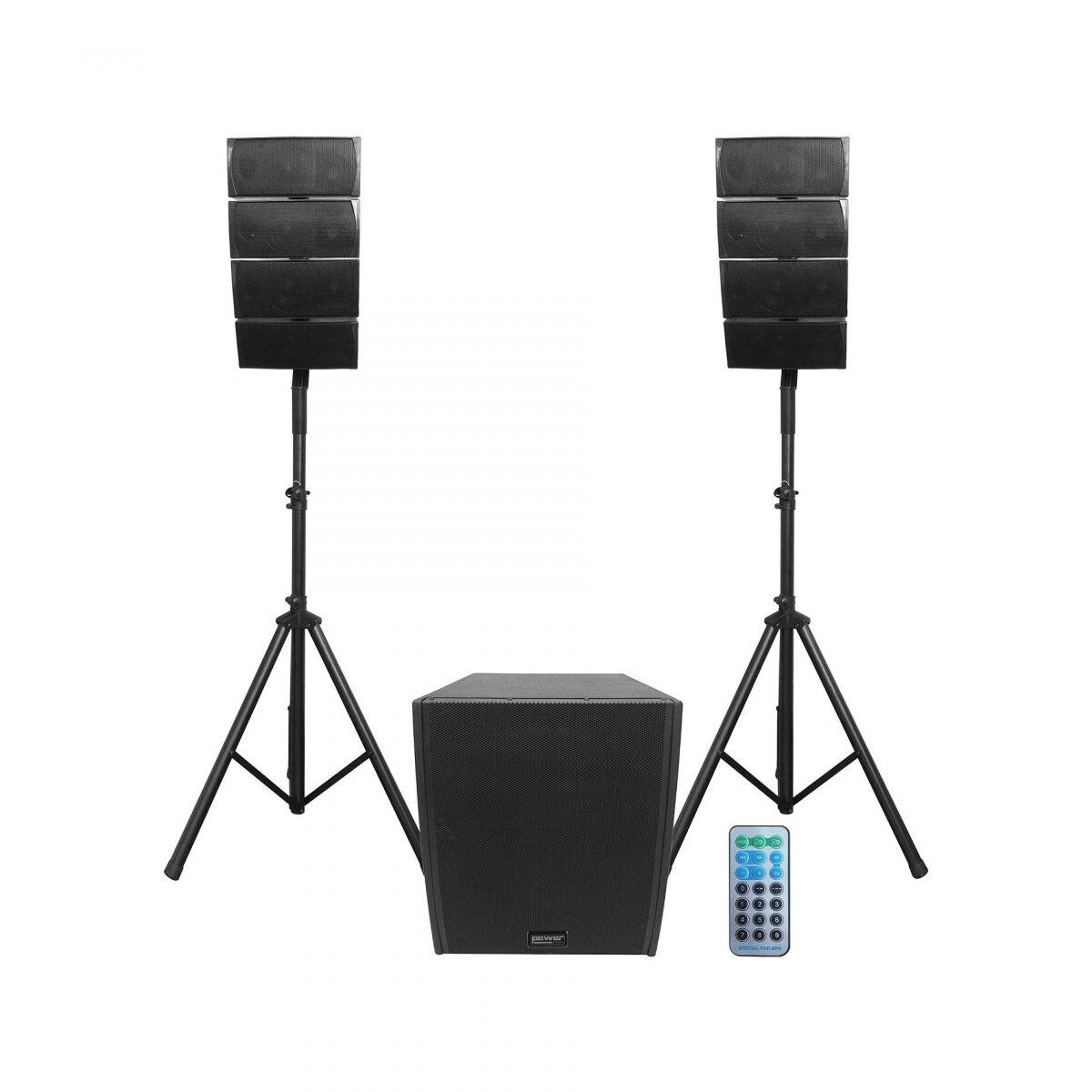 Power Acoustics - Sonorisation IMPACT ARRAY 815