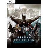 Warner Bros. Interactive Batman: Arkham Collection PC