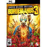 2K Borderlands 3 Super Deluxe Edition PC + DLC (EU)