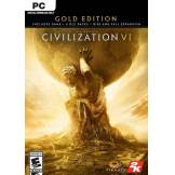 2k Games Sid Meier's Civilization VI 6 Gold Edition PC (EU)