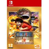 BANDAI NAMCO Entertainment One Piece Pirate Warriors 3 - Deluxe Edition Switch