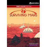 Paradox Interactive Surviving Mars First Colony Edition PC