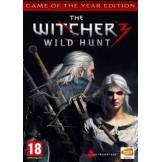 CD Projekt Red The Witcher 3 Wild Hunt GOTY PC