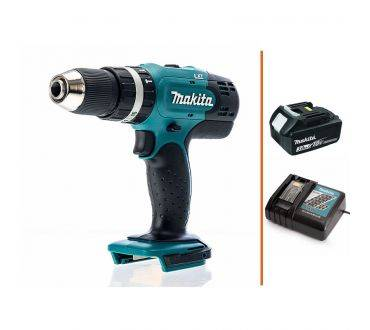 MAKITA Perceuse visseuse 18V - 1 bat. 3Ah + chargeur MAKITA