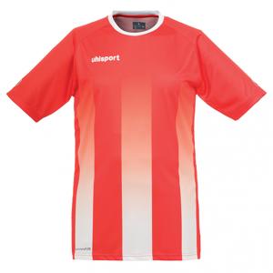 Uhlsport Stripe Shirt - Rouge & Blanc