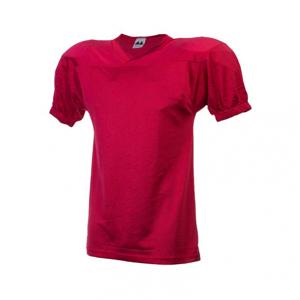 MM Football Jersey - Scarlet