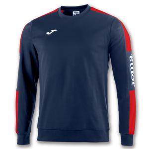 Joma Champion IV Sweat - Marine & Rouge