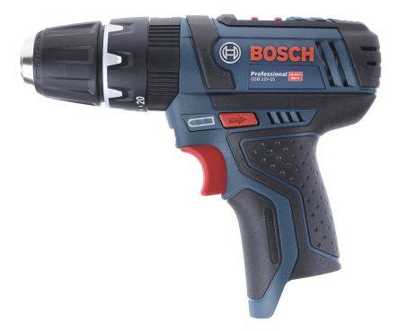 Bosch Perceuse sans fil 10 mm, 10.8V, 1.3Ah Li-Ion, 06019B6901