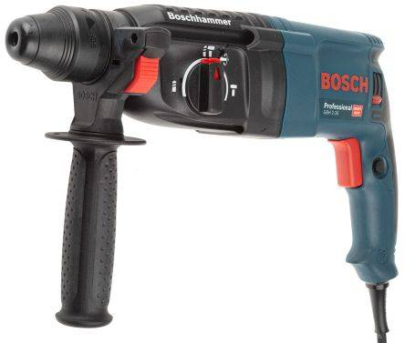 Bosch Perceuse à percussion SDS , 110V, 830W, 2.7kg, 0.611.2A3.060