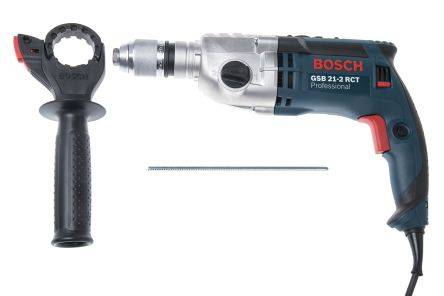 Bosch Perceuse à percussion filaire, , , 1.3kW, GSB212RCT2
