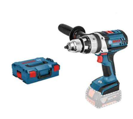Bosch Perceuse à percussion sans fil 18V GSB 18 VE-2-LI, 0.601.9D9.302