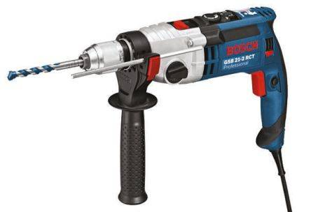 Bosch Perceuse à percussion filaire, , GSB 21-2 RCT, 1.3KW, GSB 21-2 RCT 0 601 19C 700