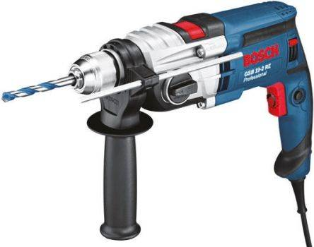 Bosch Perceuse à percussion filaire, , GSB 19-2 RE, 850W, GSB192RE2