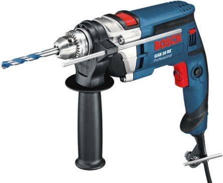 Bosch Perceuse à percussion filaire, , GSB 16 RE, 701W, GSB16RE2