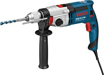 Bosch Perceuse à percussion filaire, , GSB 21-2 RE, 1.1kW, GSB212RE1