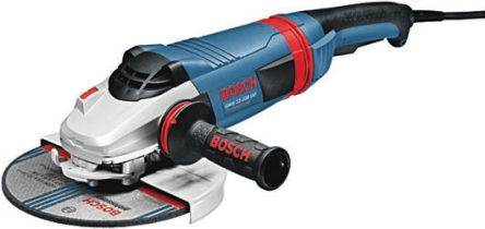 Bosch Meuleuse d'angle 230mm, 6500tr/min, 240V, Prise anglaise, 0.601.891.C70