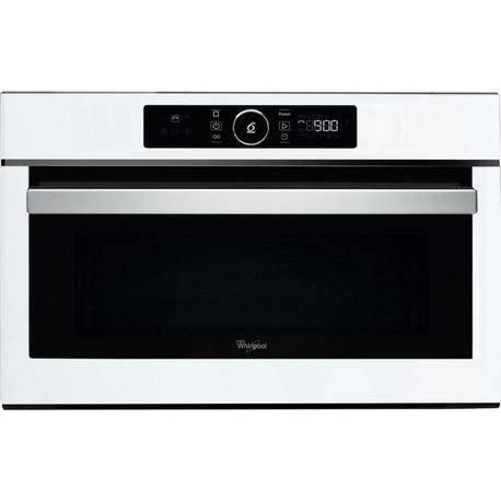 WHIRLPOOL Micro-ondes encastrable gril WHIRLPOOL AMW730WH